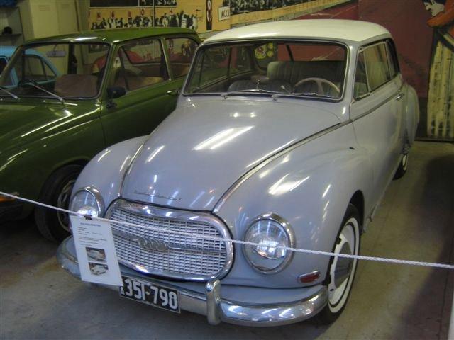Amma Gallery Goolwa Motor Museum 1958 Auto Union