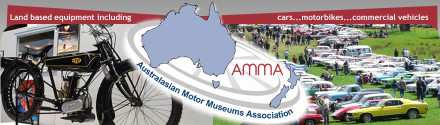 Australasian Motor Museums Association